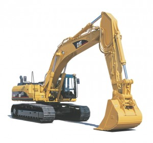 Excavator Rental Massachusetts