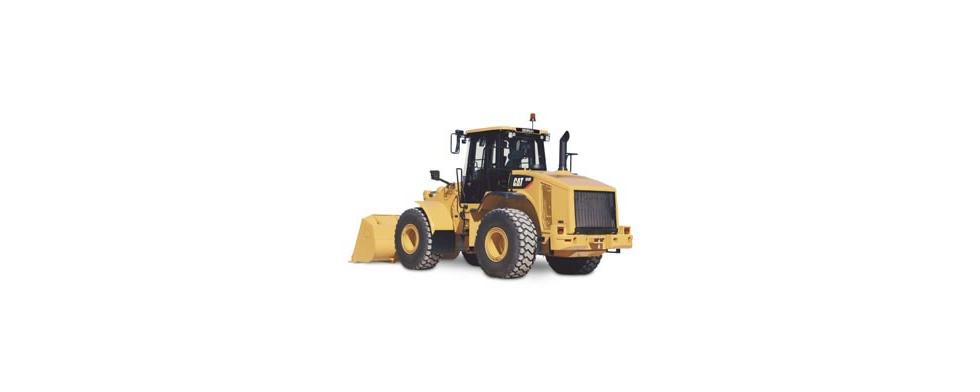 CAT 950 Wheel Loader -