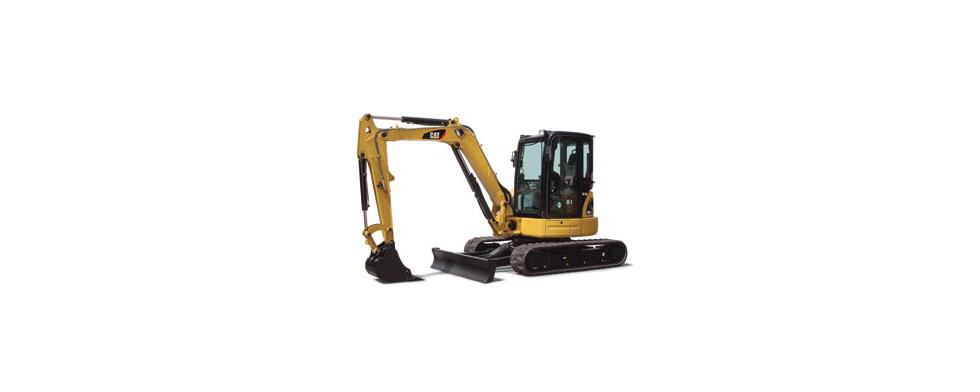 CAT 305 Excavator -
