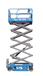 Scissor Lift Rental Massachusetts